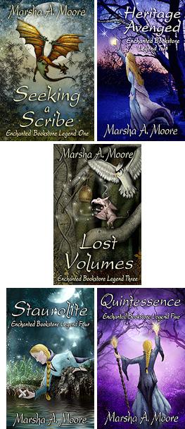 Enchanted Bookstore Legends