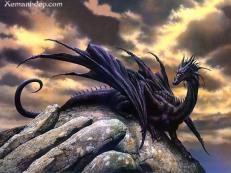 Dragon Guarding the Clan