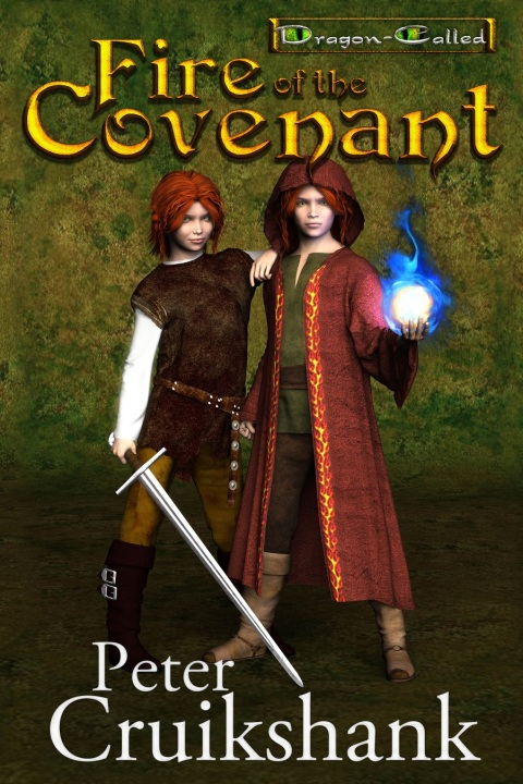 Cover for Fire of the Covenant - large web size